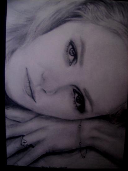 Vanessa Paradis by Chl0e